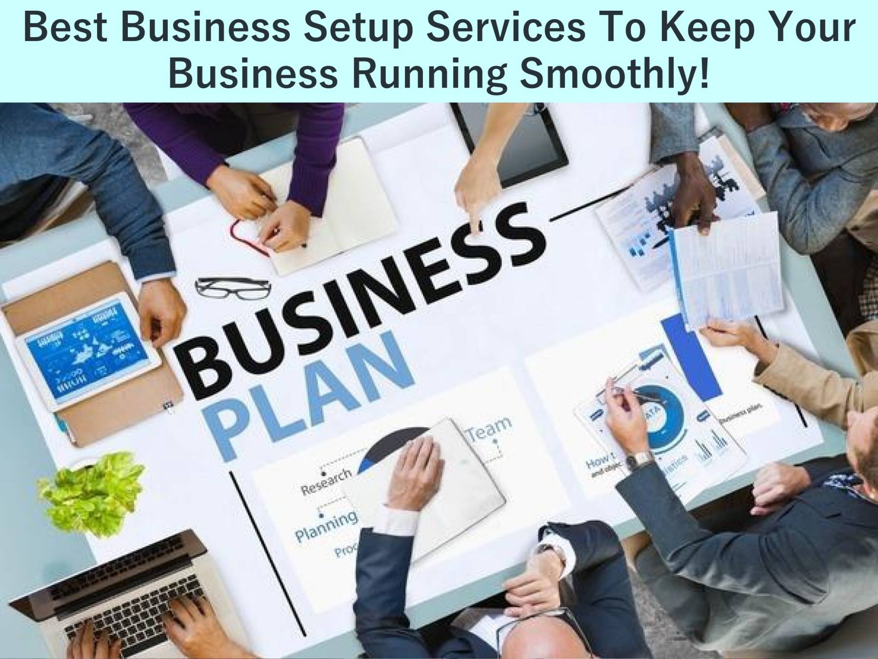 Role of Business Setup Services in Dubai