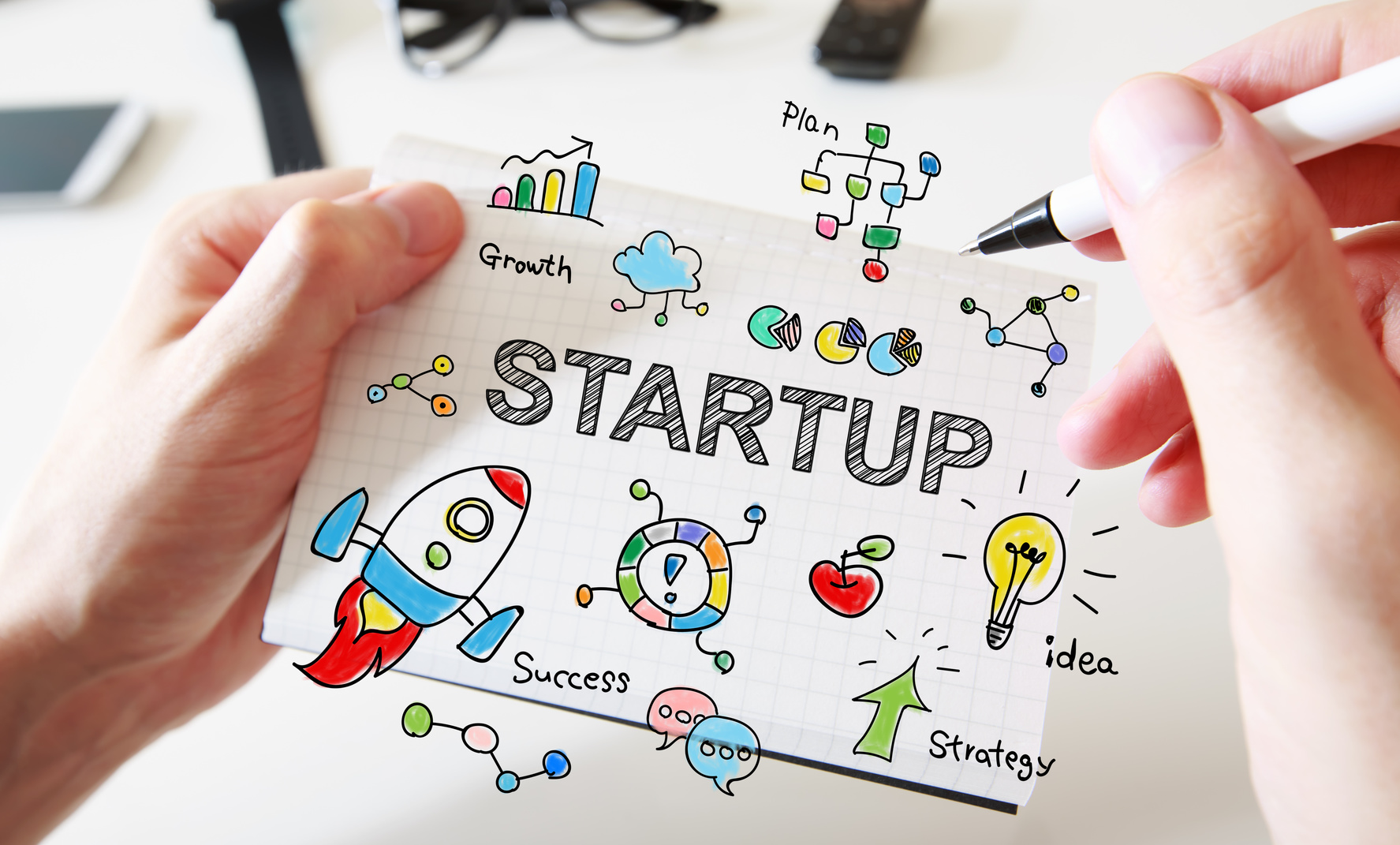 What you need to do to build your own startup