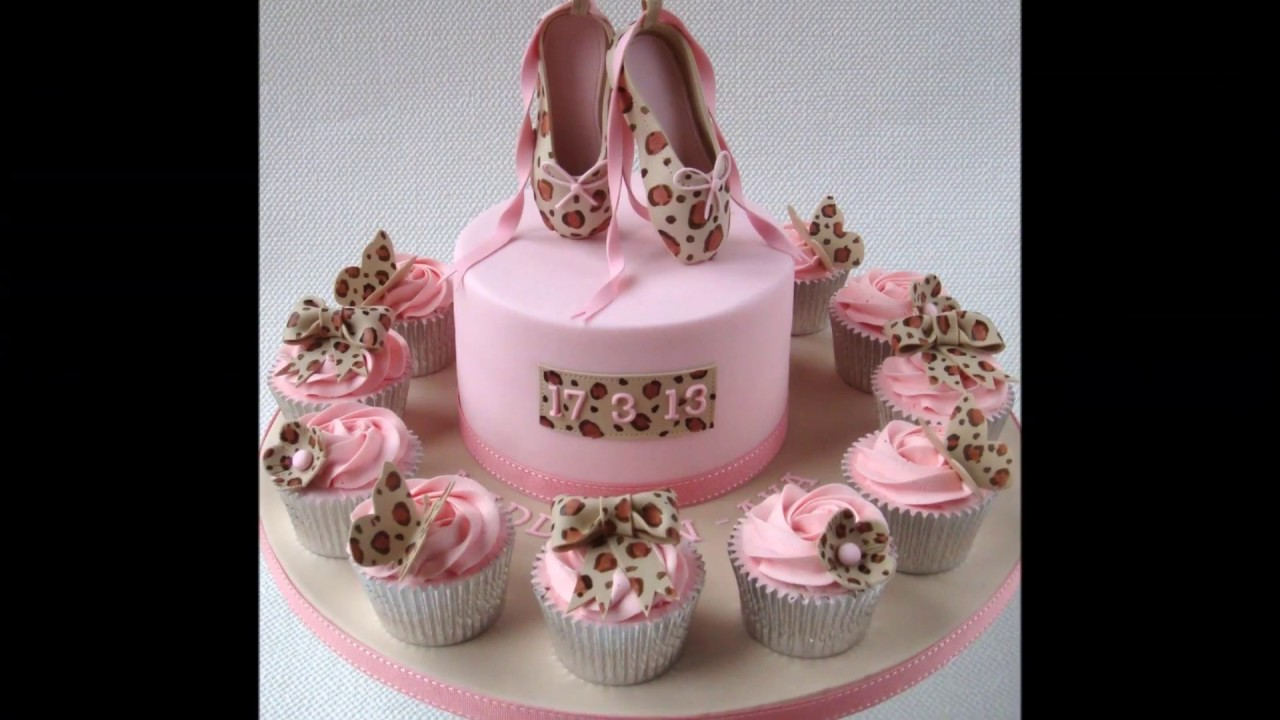 Cute baby shower cake ideas