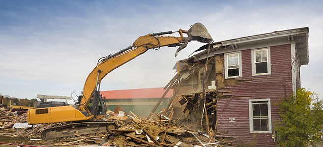 Know the basics when looking for a demolition company